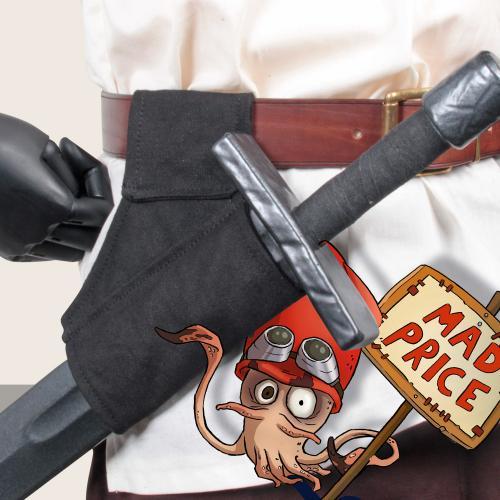 Arum Schwerthalter, schwarz