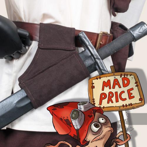 Arum Schwerthalter, braun