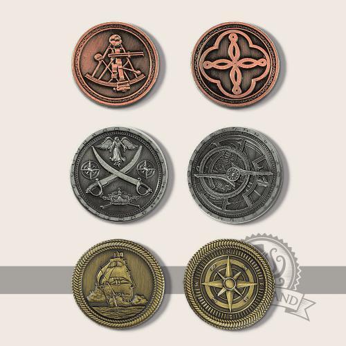 Piraten Münzen -Nicht lieferbar-