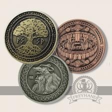 Larp Münzen Freyhand