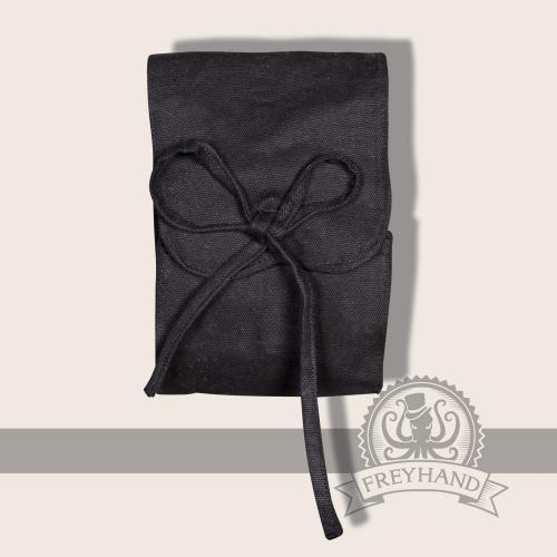 Khaya Verbandrolle, schwarz