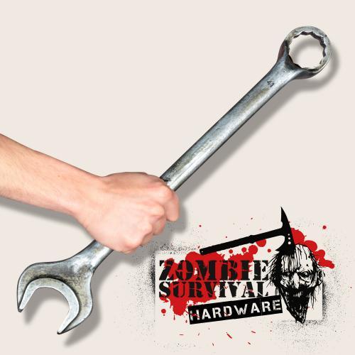 Zombie Schraubenschlüssel