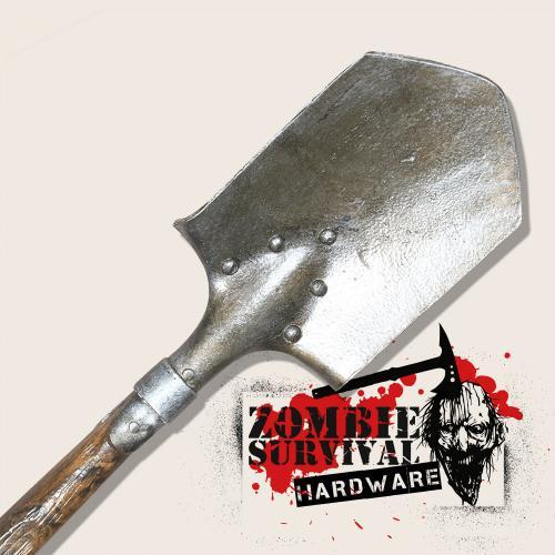 Zombie Spaten