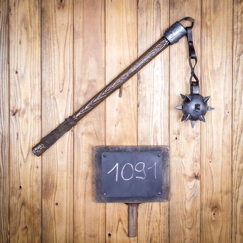 Freyhand Polsterwaffe Nr. 1091 - ausverkauft