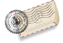 Recieve Krakenmails: News - discounts - information – The Kraken will keep yu up to date!