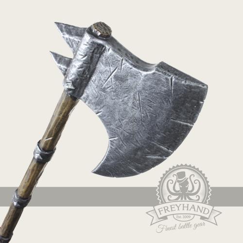 Wulfgar battle axe, two handed