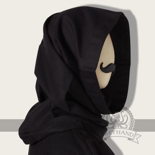 Eranthis tube scarf, black