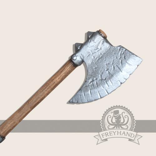Wulfgar battle axe