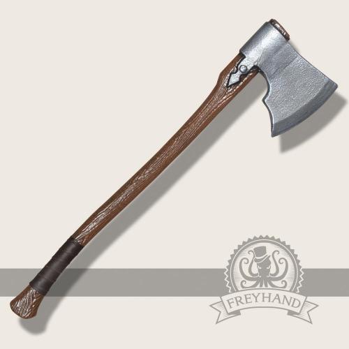 Gerd axe, long