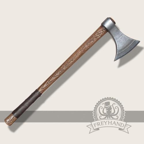 Olaf axe, short