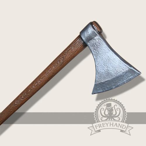 Olaf axe, long