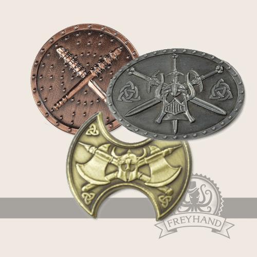 Barbarian coins