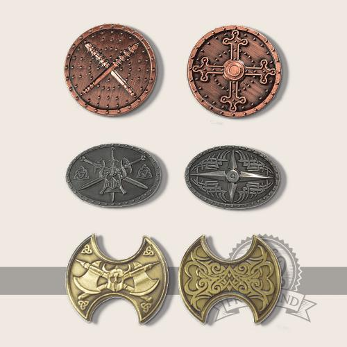 Barbarian coins -Out of stock-