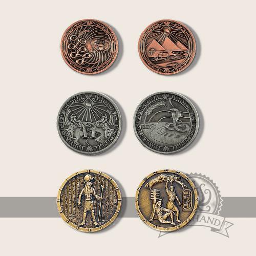 Oriental coins
