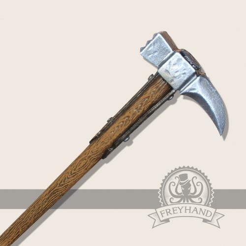 Anselm warhammer