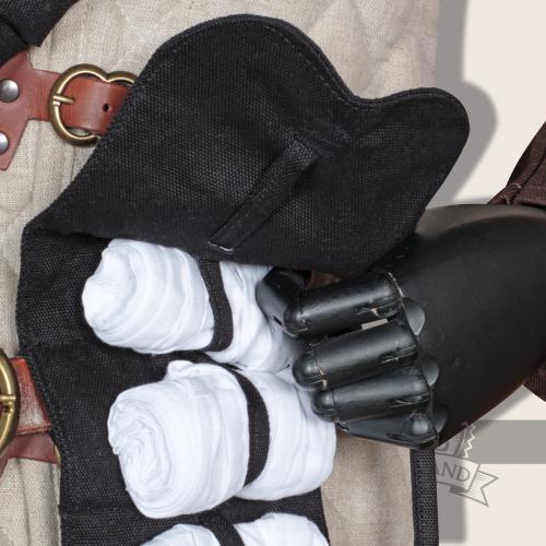 Khaya bandage role, black