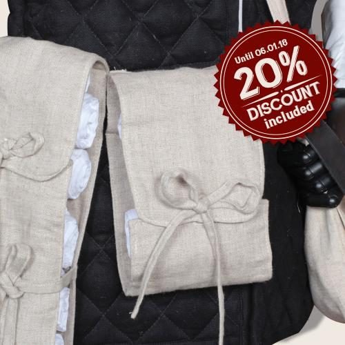 Khaya bandage role, linen