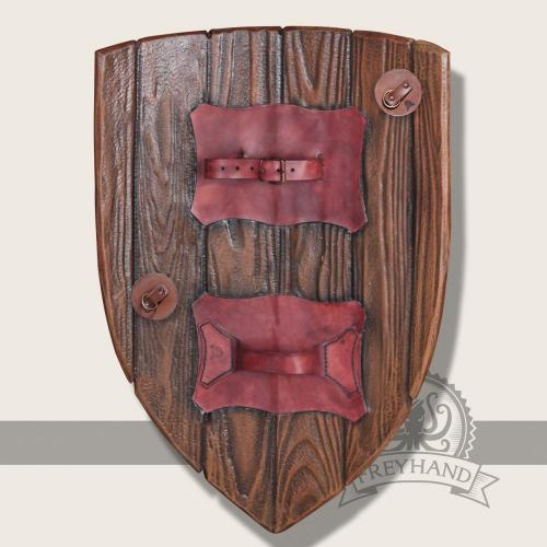 Kilian shield wood, medium