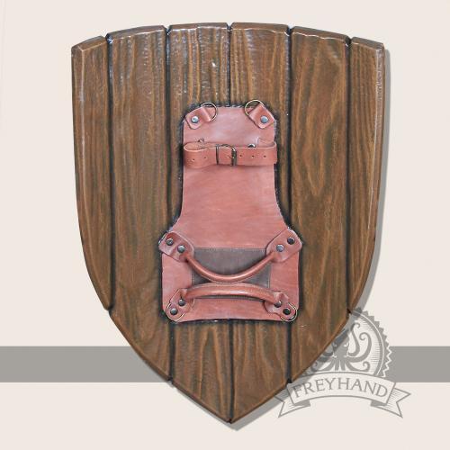 Kilian shield wood, medium