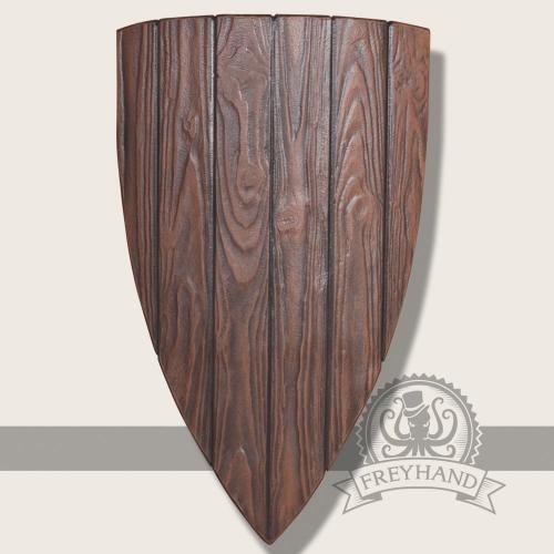 Kilian shield wood, large