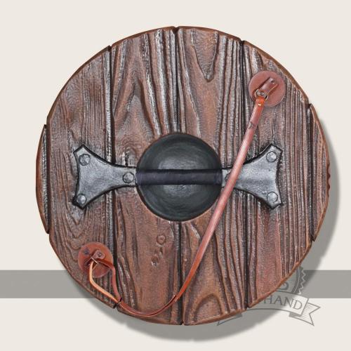 Leif round shield, medium