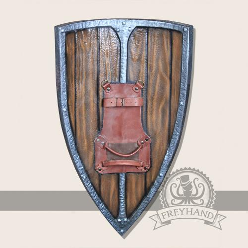 Quentin kite shield, large