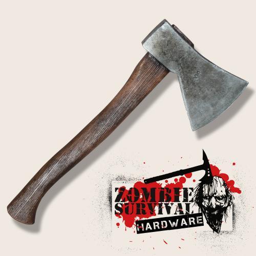 Zombie hatchet