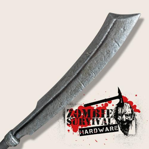 Rough Zombie Machete