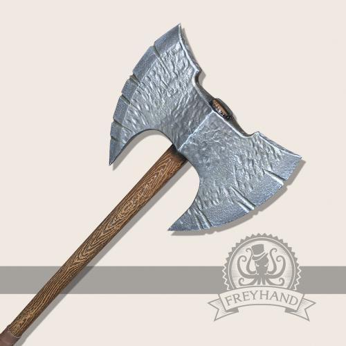 Wulfgar double axe
