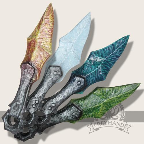Element dagger