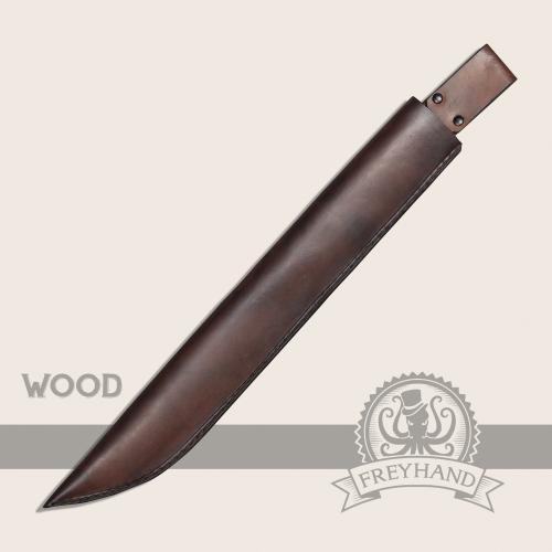 Iris knife sheath
