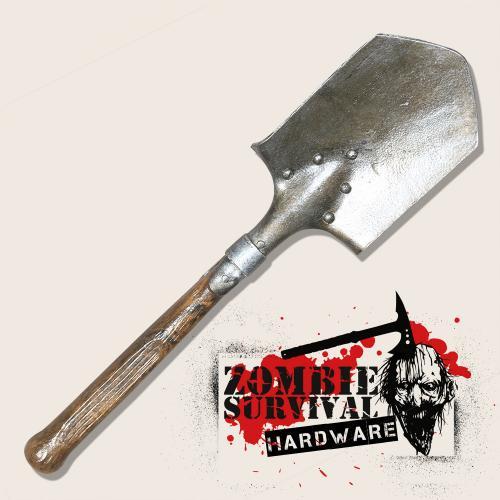 Zombie spade