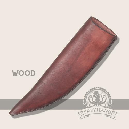Stachys leather sheath