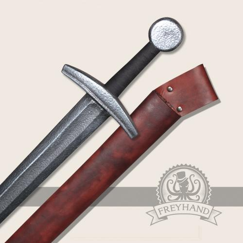 Set Robin with leather sheath Carlina