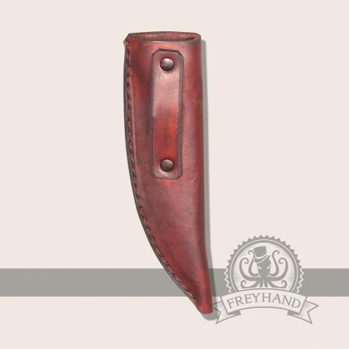 Set Stan with leather sheath Stachys