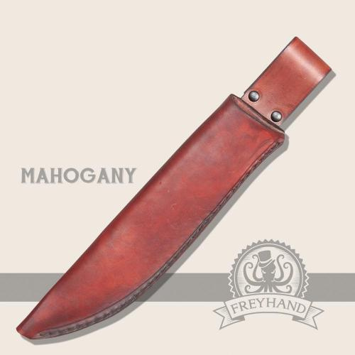 Set David with leather sheath Borago