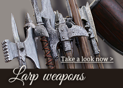 Freyhand LARP weapons