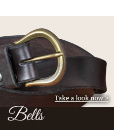 Leather belts for LARP, fantasy and medieval costumes