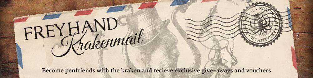 Freyhand Krakenmail Newsletter